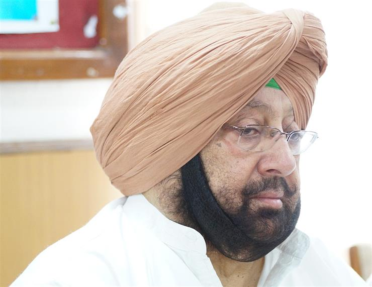 Capt Amarinder opposes centre's so called agri-called reforms,terms ordinance as attack on nation's federal structure