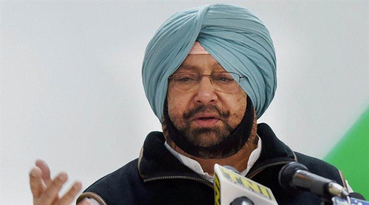 Capt Amarinder declares to contest 2022 assembly poll, issue of leadership leaves on party