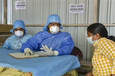 India's COVID-19 cases rise to 2.36 lakh, surpass Italy