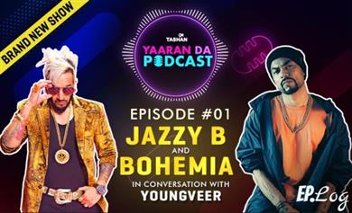 Yaaran Da Podcast- A brand new chat show with acclaimed artistes from Punjabi Music fraternity