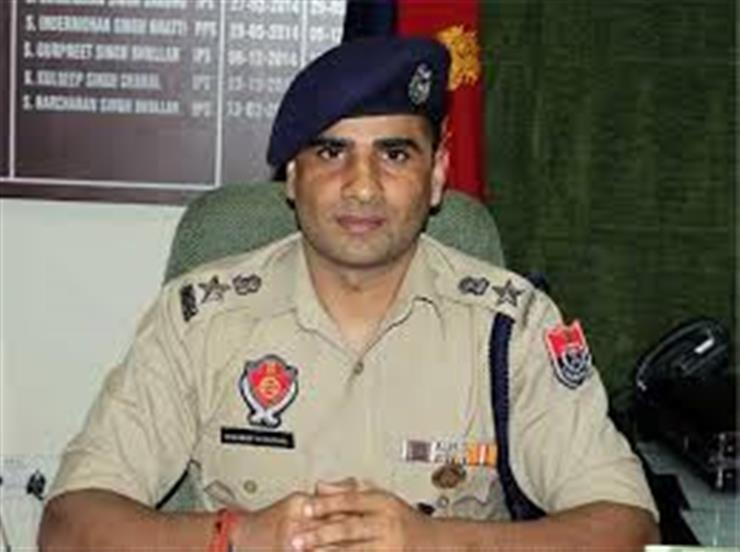 Mohali SSP Kuldeep Chahal to be new SSP of Chandigarh