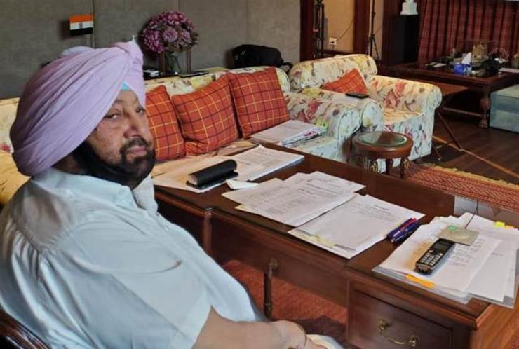 Stop lying, nothing remotely in common between Cong manifestos and center's farm laws: Punjab CM to SAD,AAP