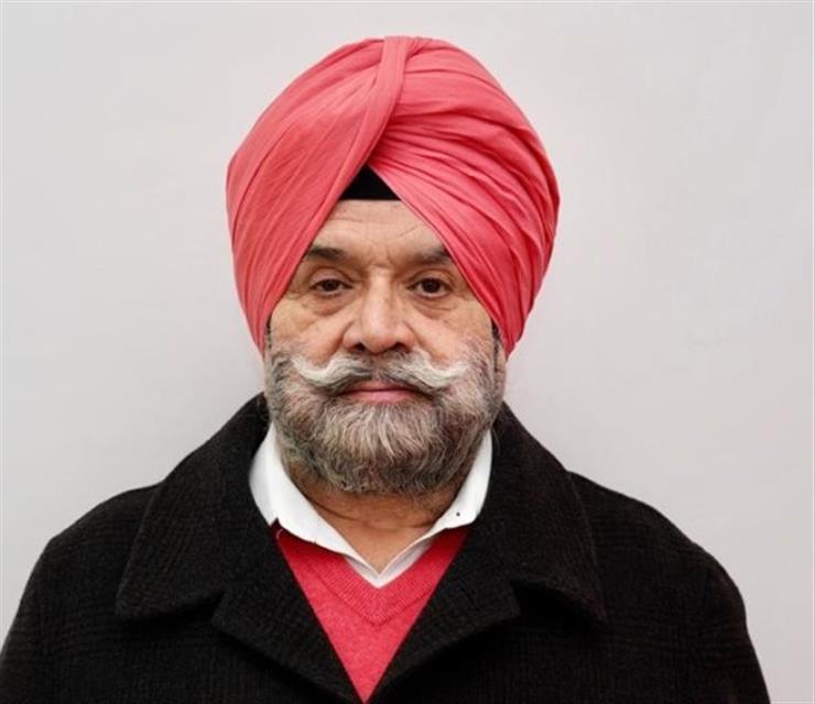 Punjab CM'S Advisor Bharat Inder Singh Chahal mourns death of senior journalist Ashwani Kapoor