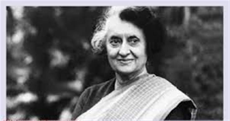 PM pays tribute to Indira Gandhi on her 36th death anniversary