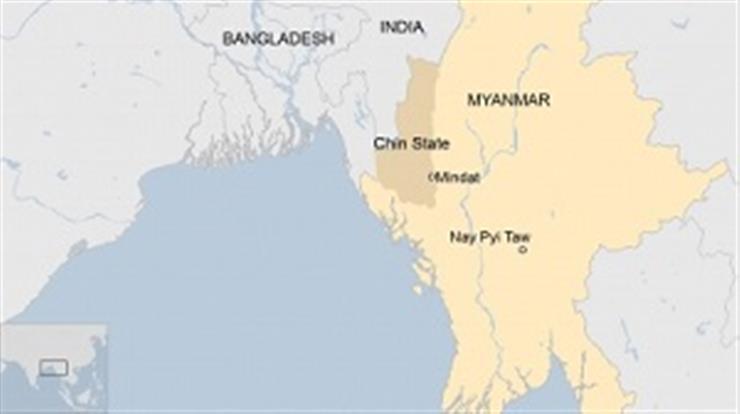 Mindat falls to Myanmar Army, Resistance withdraws