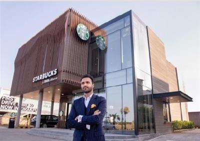 Starbucks opened its first drive through outlet in Zirakpur near Chandigarh