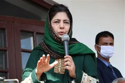 J&K Police refutes Mehbooba Mufti claim on arrest of Sehrai's sons