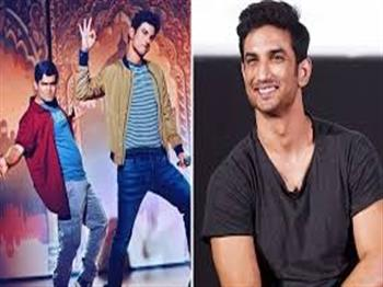 Sushant would ruffle my hair all the time: 'Dil Bechara' co-actor Sahil Vaid